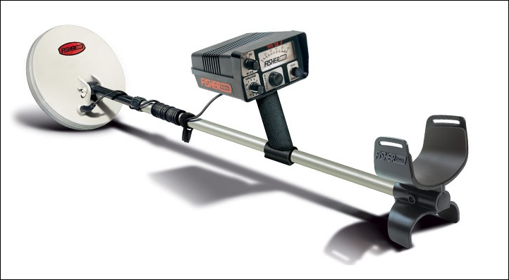 Fisher Labs Products - Fisher M-97 Metal Detector